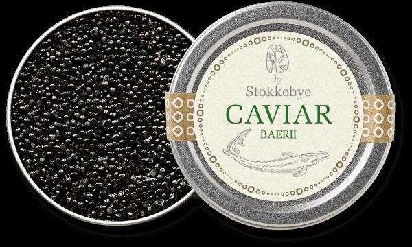 Taste the smooth and mild Bearii Caviar