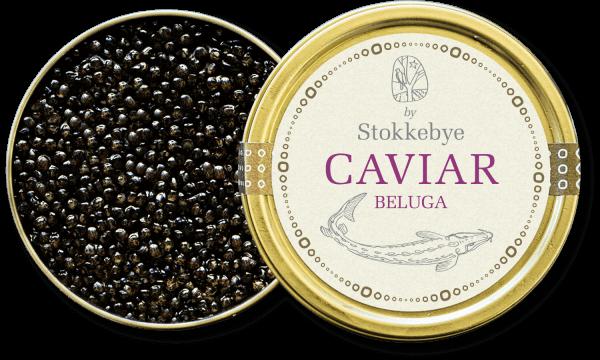 The king of caviar is Beluga Caviar