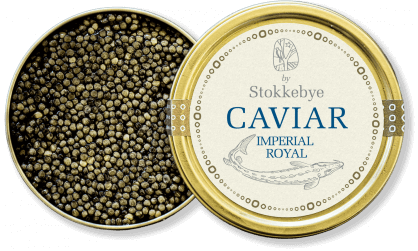 The finest and extraordinary Caviar is the Imperial Royal